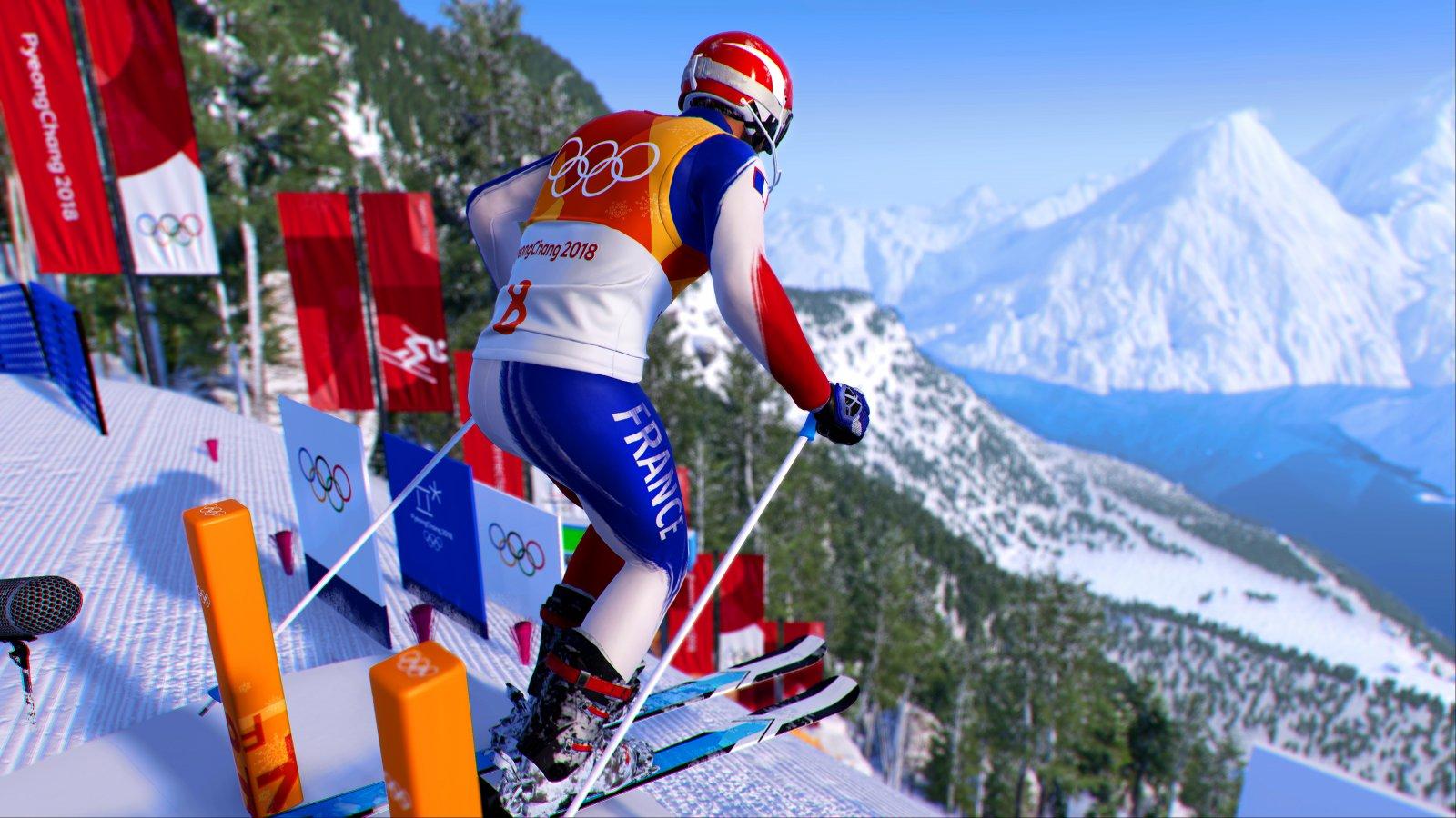 Jeux Olympiques d'hiver 2018